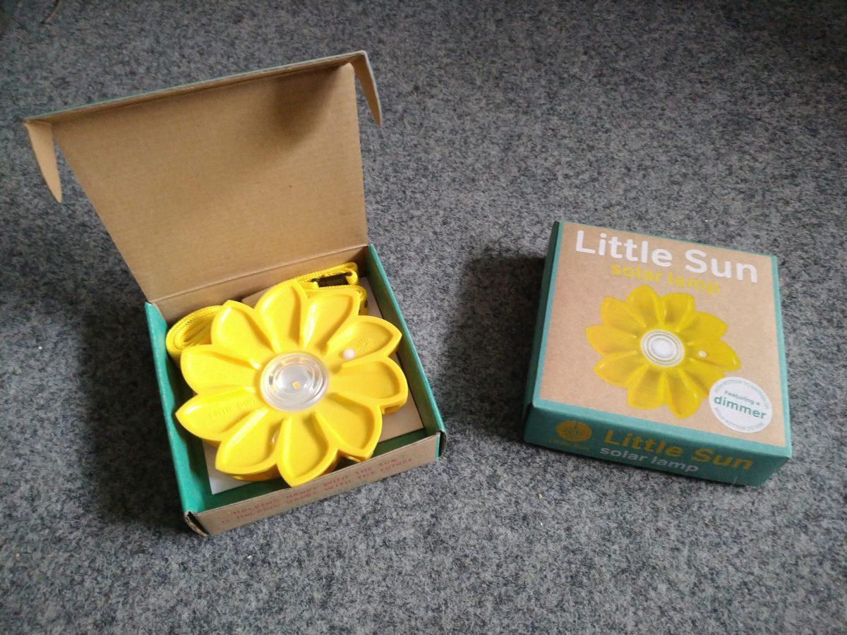 "Bild der ""Little Sun Original"""