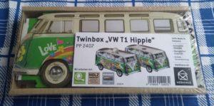 """Bild der WERKHAUS Twinbox """"VW T1 Hippie"""""""